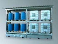 Gefahrstoffcontainer