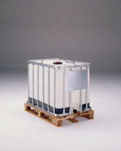 ibc Lagertank aus Kunststoff